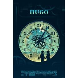Original silkscreened poster limited edition Hugo Kevin TONG - Galerie Mondo