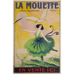 Original vintage poster La...