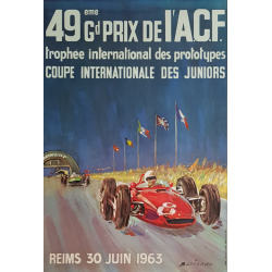 Original vintage poster...