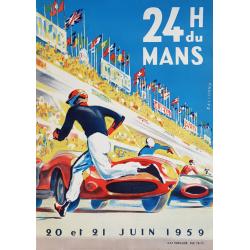 Original vintage poster 24...