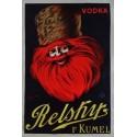 Original vintage poster Vodka Relsky - Leonetto Cappiello