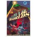 Affiche originale édition regular limitée War of the world - Stan & Vince - Galerie Mondo