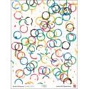 Affiche originale Jeux olympique de Londres 2012 - Rachel WHITEREAD