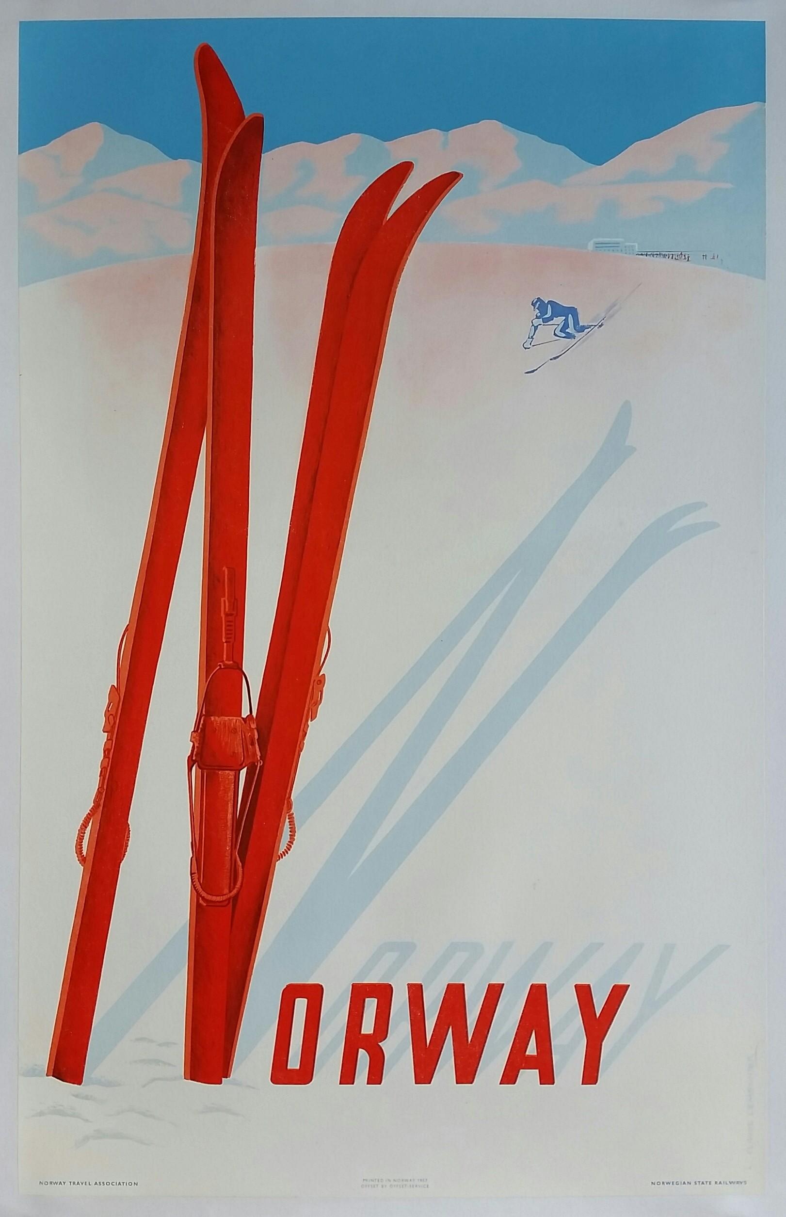 Ikea Salle De Bain Dynan ~ vintage posters of ski winter sports winter sports resort