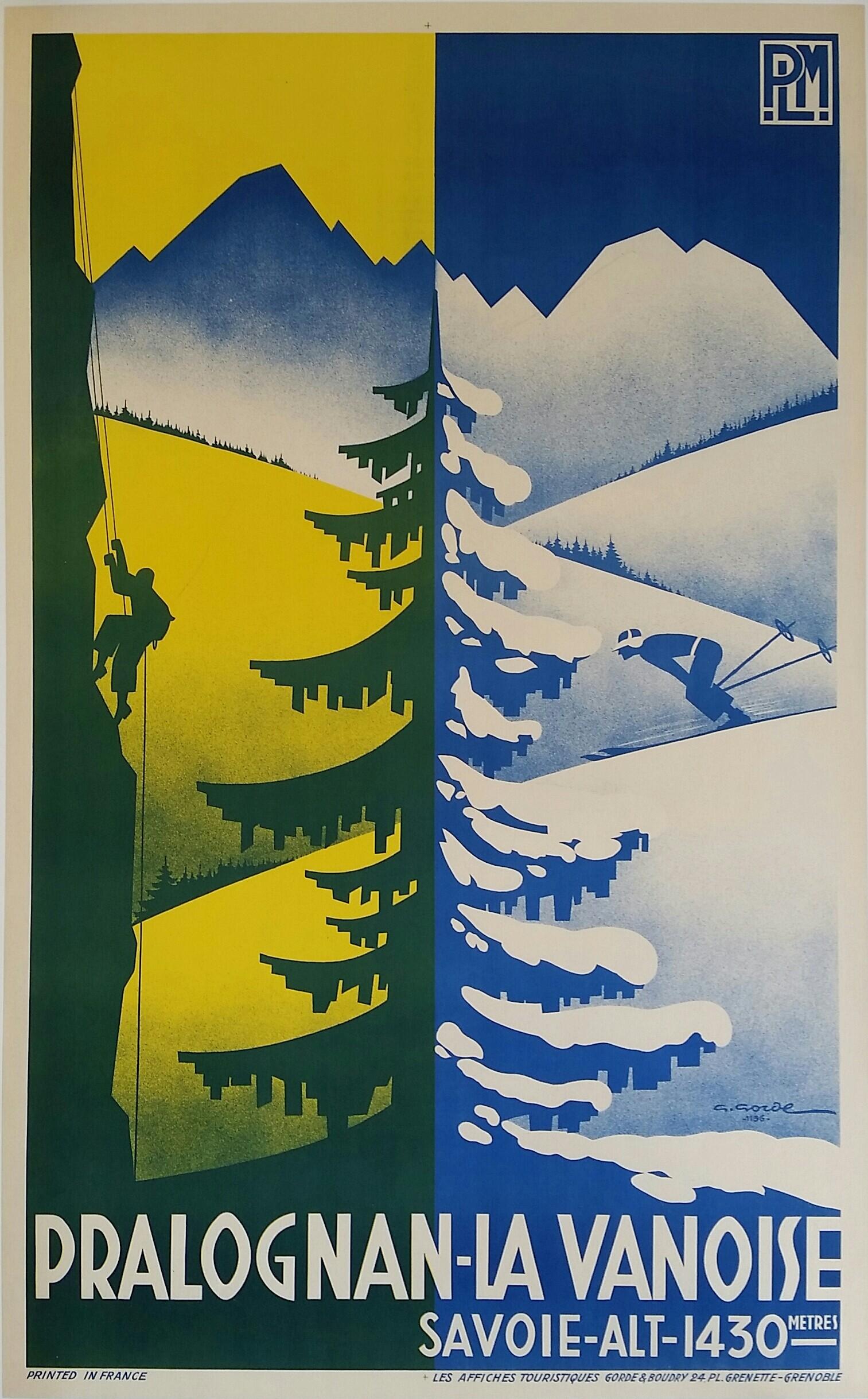 Affiche Salle De Bain Vintage ~ Vintage Posters Of Ski Winter Sports Winter Sports Resort