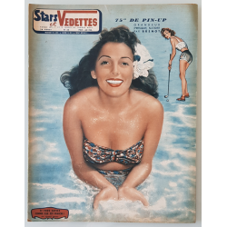 Original magazine Stars & Vedette golf Pierre Laurent BRENOT