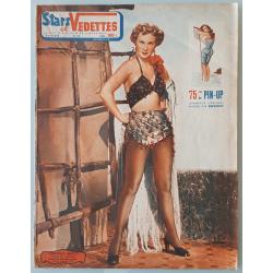 Revue originale Stars et Vedettes pêche à la crevette Pierre Laurent BRENOT