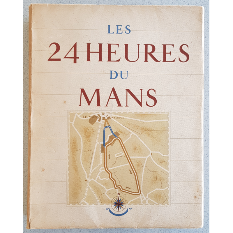 Book 24 Hours of Le Mans Numbered edition Roger LABRIC Géo HAM