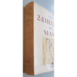 Livre Les 24 Heures du Mans Roger LABRIC Géo HAM tranche