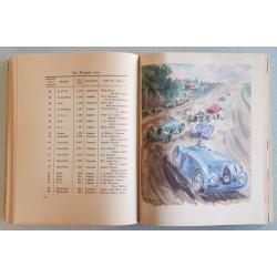 Livre Les 24 Heures du Mans Roger LABRIC Géo HAM intérieur