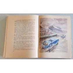 Livre Les 24 Heures du Mans Roger LABRIC Géo HAM intérieur planche